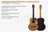 Aiersi Weinlese Handcraftedtraditional Spanisch konzipiert klassische Gitarre Sc02cjcn