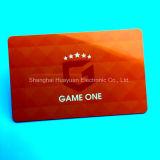 Изготовленный на заказ членский билет печатание MIFARE классицистический S70 4K RFID