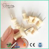 10*20mm popular pouco Pin de madeira do impulso da cabeça doce do frasco