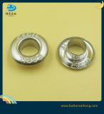 めっきのニッケルの衣服のための真鍮の金属アイレット