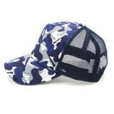 Мода для сетки с Snapback Trucker бейсбола Camo шапки с логотип