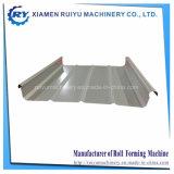 Faire de bon standing Seam Roofing formant la machine avec&coniques droites