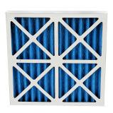 Filtro de alta Wet-Strength panel rígido de G2 G3 G4 Pre los filtros de aire de pliegues