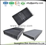 De Uitdrijving Heatsink van het Aluminium van het Bouwmateriaal voor de Apparatuur van de Industrie