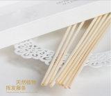 最も一般に藤の棒のリード拡散器のギフトセットが付いている100ml白い陶磁器のつぼ
