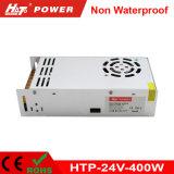 400W de Levering van de Macht van de constante Omschakeling van het Hoofd voltage 24V van de Bestuurder 24V