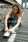 Sola de borracha ocasional plástica das sapatas de lona que pode funcionar para unisex