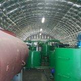 Olio per motori dell'olio di certificazione e di uso di Ce/ISO che ricicla la distilleria