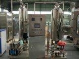 Automatische gekohlte Getränkeflaschen-Plomben-Maschinerie