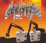 E200B/C pelle rotative de pièces du distributeur auxiliaire