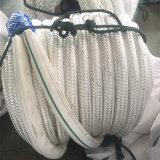 Heißes Verkaufs-Nylon-Polyester Dacron doppeltes umsponnenes Seil