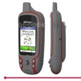 手持ち型GPSの受信機サポートマップのダウンロード