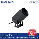 SMD 6X1w 6X2w RGBW 옥외 방수 LED 벽 세척 동위 빛