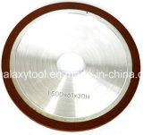 """4""""-10""""полимера Бонд пазовой алмазного шлифовального круга для керамические плитки"""
