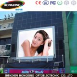 Cores exterior à prova de P6 Display LED para publicidade