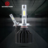 Marckars LED自動ランプ車ライトLEDヘッドライトH7