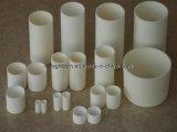 Varias tallas que calientan el barco de cerámica para el laboratorio