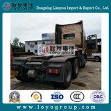 Cabeça do trator do caminhão do trator de Sinotruk HOWO T7h 10wheel 440HP