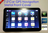 """Nuevo 7.0"""" Alquiler de carretilla Marine, navegación GPS con WINCE 6.0 Sistema de navegación GPS, FM;mapa de navegación por satélite del navegador GPS, Bluetooth, GPS Tracker dispositivo,Antena GPS integrada"""