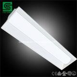 Colshine Alta Eficácia 2X2 / 2x4 pés 40W Grelha de LED do painel de LED e lâmpada de luz, 0-10V dimerizável