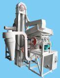 Máquina combinada do moinho de arroz do tamanho médio