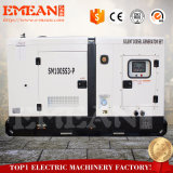 Groupe électrogène diesel insonorisé de 4 cylindres du certificat 30kw de la CE