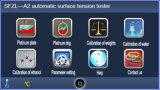Tester di tensione superficiale di funzione di tocco/strumento della prova/macchina astuti della prova