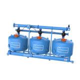 産業のための自動砂シリンダー砂のメディアフィルタシステム