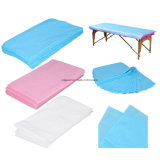 身体検査のベッドのための使い捨て可能な防水Non-Wovenファブリックシーツ