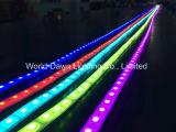 Alta luz de tira del RGB LED del lumen