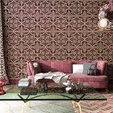 Precio barato moderno/3D/papel de la pared de Damasco, la decoración del hogar de papel tapiz de PVC