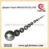 La precisión de bolas de acero de carbono para el apoyo