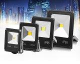 Светодиодный прожектор заливающего света 20W для использования вне помещений в центре внимания Прожектор водонепроницаемая IP65