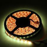 9.6W RGB IP65 wasserdichtes LED Streifen-Licht des Silikon-Gefäß-