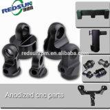 Ningbo Redsun Customized & alumínio fabricação dos protótipos de peças com Sandblast Usinada