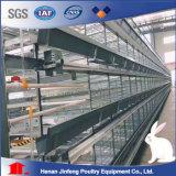 Equipamento das aves domésticas para a máquina agricultural dos rebanhos animais do equipamento da bateria das aves domésticas da gaiola da galinha da venda