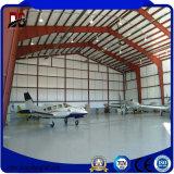 Hangar dos aviões da construção de aço de Builings do frame de aço