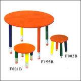 Meuble-Table d'enfants et tabourets (EB-F155B&001&002)