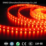 Luz amarilla/azul/de la verde/blanca/roja de SMD 5050 LED de la tira de la barra