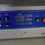L'écran du panneau électrique de l'impression pour la vente de la machine