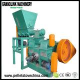 De houten Machine van de Pers van de Briket van het Zaagsel