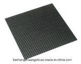 Folha/placa da fibra do carbono da alta qualidade