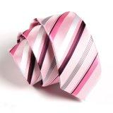 Soie de la piste des hommes neufs de modèle/cravate à la mode Sk14/15/16/17 de polyester