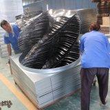 Qingzhou двухтактным выходным сигналом промышленного животноводства вытяжной вентилятор для выбросов парниковых газов и домашней птицы