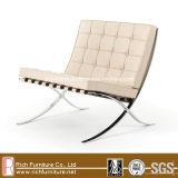 Mobília clássica clássica de design Barcelona Chaise Lounge Chair