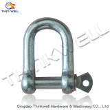 スロットヘッドPinのDeeの造られた鋼鉄大きい手錠