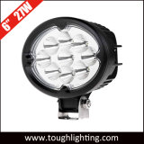 "Universal 6"" 27W Spot Oval flood CREE LED luces de trabajo del tractor"