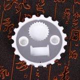 8cm conçoivent l'ouvreur magnétique de bouteille à bière d'ouvreur de bidon de qualité