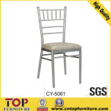 宴会の鋼鉄Chiavariの結婚の椅子