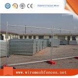 Heißer eingetauchter galvanisierter temporärer Zaun